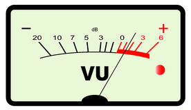 Audio Meter Stock Images