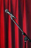 Audio microphone Royalty Free Stock Image