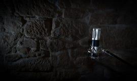 Audio microphone Stock Photography