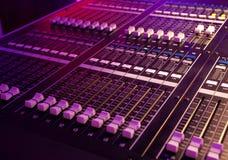 Free Audio Mixer Royalty Free Stock Image - 23799866