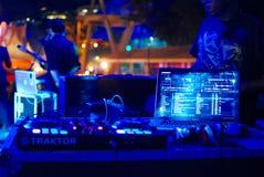 Audio, Mixer, Dj Stock Photography