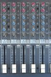 Audio Mixer Hardware Stock Photos