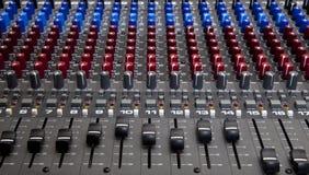 Audio Mixer Stock Images