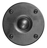 Audio music speaker isolated on white Stock Photos