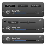 Audio Player Stock Photos