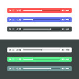Audio Player Royalty Free Stock Images