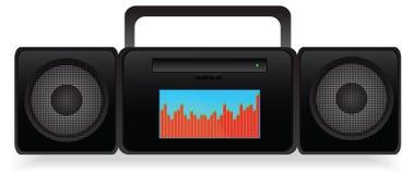 Audio recoder Stock Afbeelding