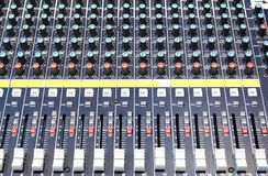Audio recording studio Stock Photos