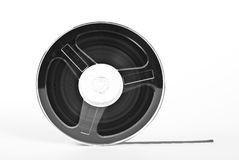 Audio reel tape Stock Photos