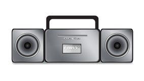 Audio registreertoestel Stock Foto's