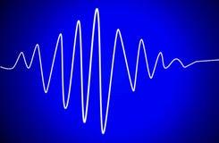 Audio segnale Fotografia Stock Libera da Diritti