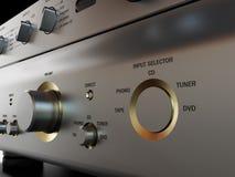 Audio sistema Immagine Stock