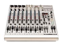 Audio Mixer console isolated. Royalty Free Stock Images