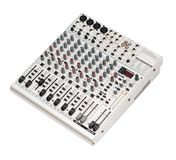 Audio Mixer console isolated. Royalty Free Stock Image