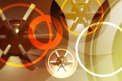 Audio Soundwave Background Stock Photography
