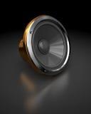 Audio speaker Stock Photo