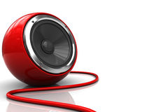 Audio speaker Stock Photography