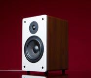 Audio speaker Stock Image