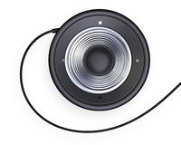 Audio speaker royalty free stock photography