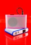 Audio speaker. Stock Photos