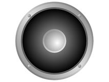 Audio speaker Stock Photo