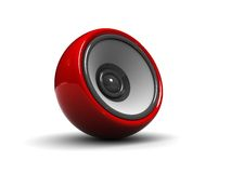 Audio speaker Stock Photos