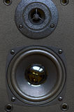 Audio speaker close-up Stock Photography