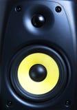 Audio speaker close up Stock Photography