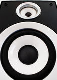 Audio speaker closeup Royalty Free Stock Photo