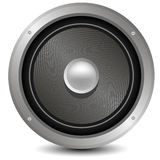 Audio Speaker Icon Royalty Free Stock Photos