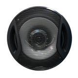 Audio speaker isolated on white Stock Images