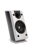 Audio speaker isolated Royalty Free Stock Image