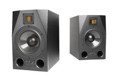 Audio speakers Royalty Free Stock Photo