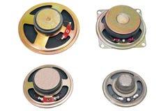 The Audio speakers Stock Photos