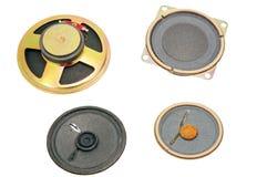The Audio speakers Stock Photography