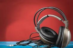Audio strumentazione Fotografie Stock