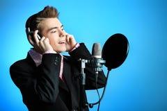 Audio studio Royalty Free Stock Photos