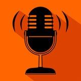 Audio symbol Stock Photography
