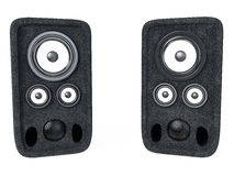 Audio system Royalty Free Stock Image