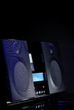 Audio system Stock Photo