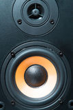 Audio system equipment royalty free stock images