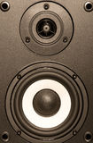 Audio system equipment stock images