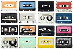 Audio tape Stock Photos