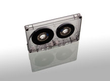 Audio tape cassette Stock Images