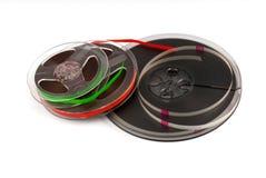Audio tape Stock Image
