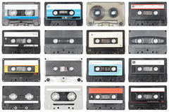 Audio tapes Stock Images