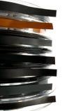 Audio tapes Stock Photo