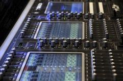 audio target1726_0_ konsoli Zdjęcie Royalty Free