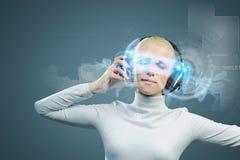 Audio technologies Stock Photos