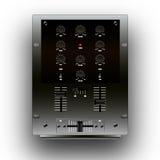 Audio unità mescolantesi Fotografie Stock